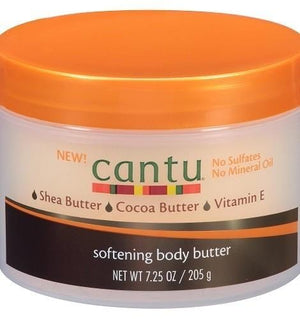 Cantu Shea Butter Softening Body Butter 205 g