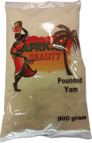 African Beauty Pounded Yam 900 g