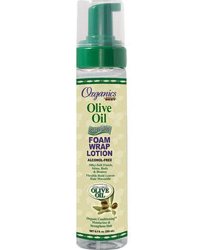 Organics Olive Oil Foarm Wrap Lotion 251 ml
