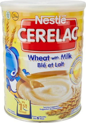 Cerelac Mixed Fruits and Wheat milk 400 g