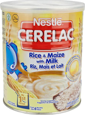 Cerelac Rice Maize Milk 400 g