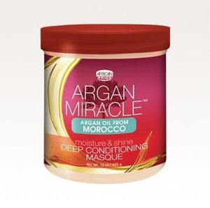 African Pride Argan Miracle Deep Conditioning Masque 425 g