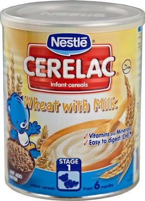 Cerelac Wheat and Milk 400 g