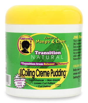 Jamaican Mango and Lime Coiling Creme Pudding  177 ml