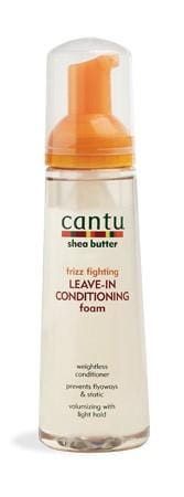 Cantu Frizz Fighting Leave-In Conditioning Foam 8.4 oz