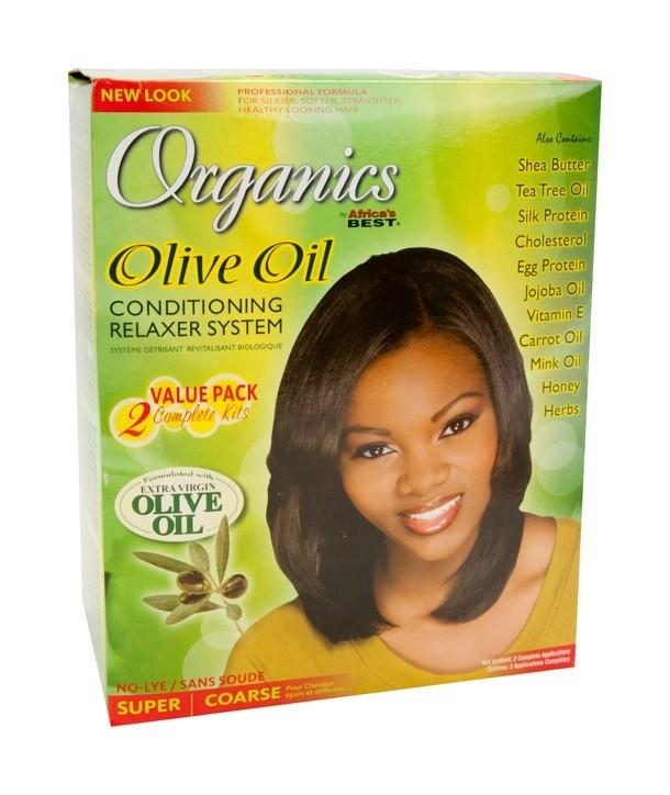 Africa's Best Organics Kit Twin Pack Super