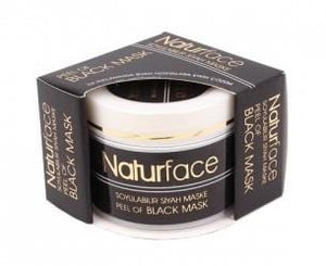 Naturface Peal Of Black Mask 100 ml