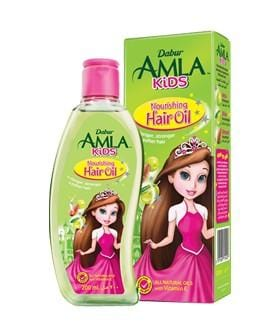 Dabur Amla Kids Nourishing Oil 200 ml