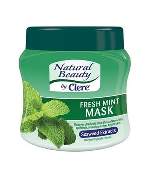 Clere Natural Beauty Fresh Mint Mask 500 ml