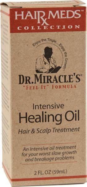 Dr. Miracle Intensive Healing Oil 2 oz