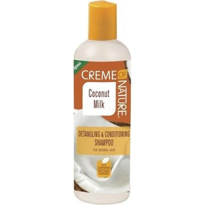 Creme Coconut Milk Detangling and Conditioning Shampoo 354 ml