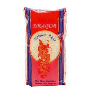 Dragon Pandan Rice Long Grain 1 kg