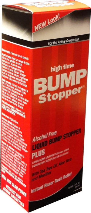 High Time Bump Stopper Liquid Bump Stopper Plus 59 ml