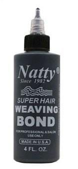 Natty Super Hair Weaving Bond 4 oz