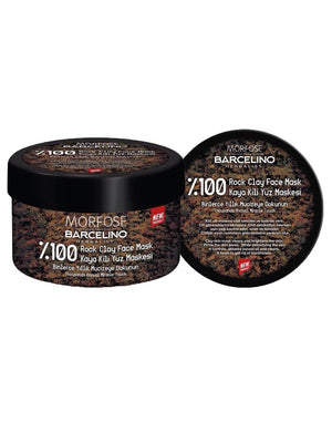 Morfose Barcelino Rock Clay Face Mask 500 ml