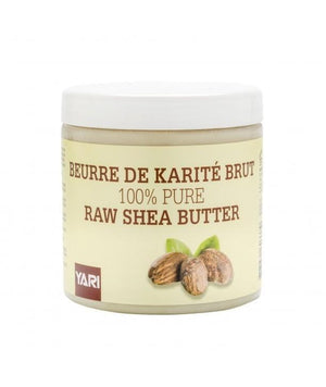 Yari Raw Pure Shea Butter 500 ml