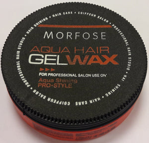 Morfose Aqua Gel Wax Extra Shining 175 ml
