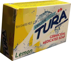 Tura Germicidal Medicated Soap 60 g
