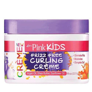Pink Kids Frizz Free Curling Creme 227 g