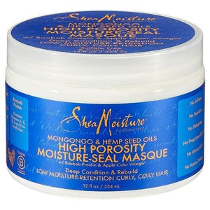 Shea Moisture High Porosity Moisture Seal Masque 354 ml