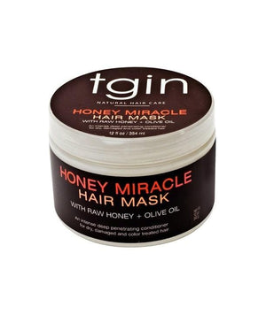 TGIN Honey Miracle Mask 12oz