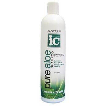 IC Fantasia Pure Aloe Shampoo 16 oz