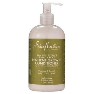 Shea Moisture Bamboo Extract and Maca Root Resilient Growth Conditioner 384 ml