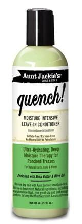 Aunt Jackie's quench Moisture Intensive Leave in Conditioner 355 ml