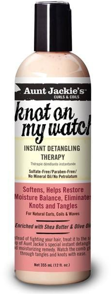 Aunt Jackie's Knot On My Watch Instant Detangling Therapy 12 oz