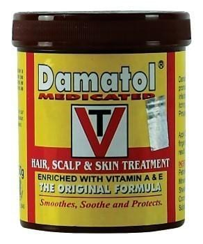 Damatol Hair & Scalp Treatment Cream 250 g