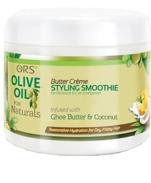 ORS Olive Oil Butter Crème Styling Smoothie 340 g