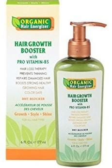Organic Hair Growth Booster 177 ml