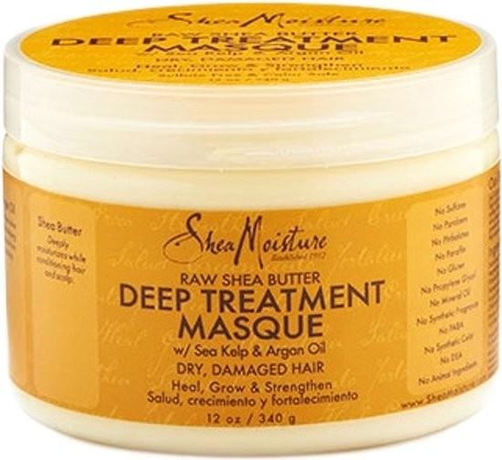 Shea Moisture Butter Deep Treatment Masque 340 ml