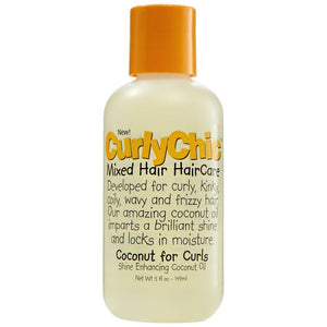 CurlyChic Mixed Hair Hair Care Coconut for Curls 149 ml