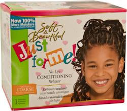 Just For Me Relaxer Kit Coarse