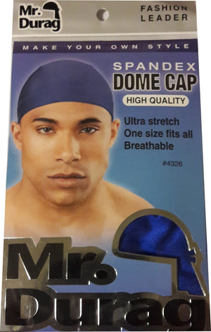 Mr Durag Spandex Dome Cap 4326