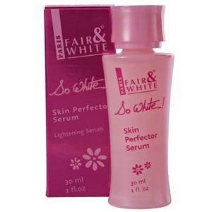 Fair and White So White Skin Perfector Serum 30 ml