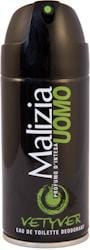 Malizia Body Spray Vetyver 150 ml