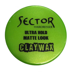 Sector Super Haarwax Matte Look 150 ml