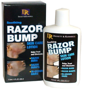 Dr Soothing Razor Bump Skin Care Lotion 113 ml