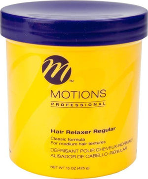 Motions Hair Relaxer Regular 15 oz