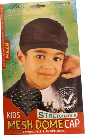 Murray Kids Mesh Dome Cap M1952BLK