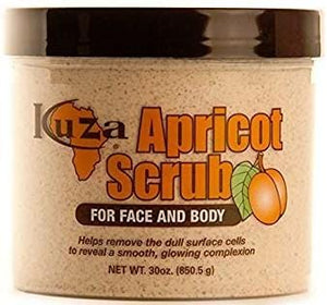Kuza Apricot Face And Body Scrub 850,5 g