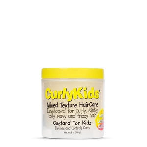 CurlyKids Mixed Texture Hair Care Custard For Kids 180 g