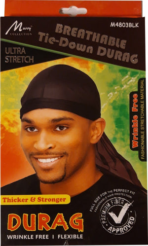 Murray Collection Breathable Tie-Down Durag Ultra Stretch