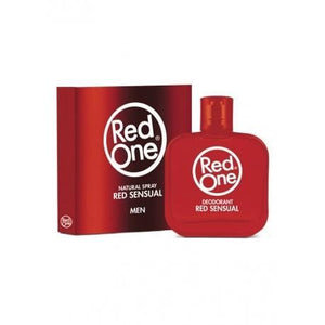 Redone Natural Spray Deodorant Red Sensual Men 100 ml