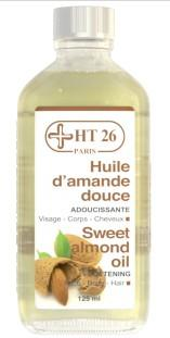HT26 Sweet Almond Oil 125 ml