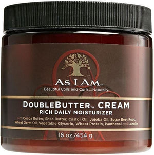 As I am Double Butter Cream 454 g