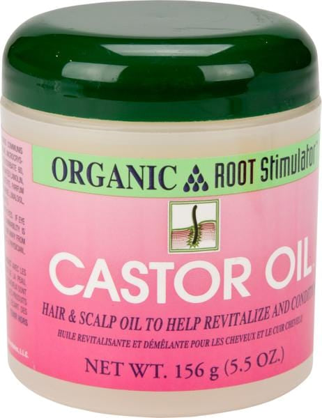 Organic Root Castor Oil 5.5 oz