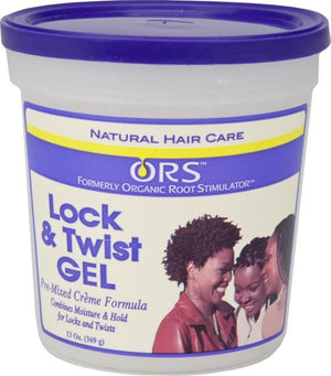 Organic Root Lock & Twist Gel 13 oz